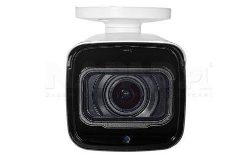 DH-IPC-HFW2431T-ZS-27135 - Wbudowany obiektyw typu motozoom w kamerze IP.