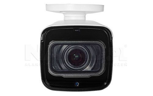 DH-IPC-HFW5831E-ZE-2712 / DH-IPC-HFW5831E-Z5E-0735 - Przedni wygląd kamery bullet IP Dahua.