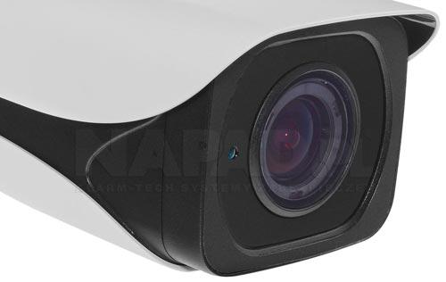 DH-IPC-HFW81230E-ZH - Nowoczesna kamera Dahua z wbudowanym oświetlaczem IR.