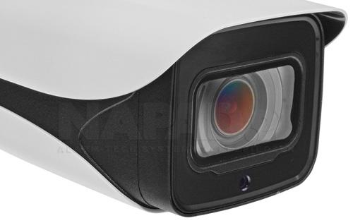 DH-IPC-HFW8231E-ZEH - Nowoczesna kamera IP Dahua z wbudowanym oświetlaczem IR o zasięgu 50m / 100m.