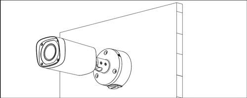 DH-PFA135 - Przykład wykorzystania uchwytu.