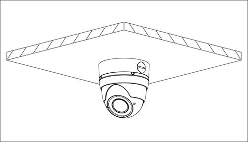 DH-PFA13C - Przykład wykorzystania uchwytu.
