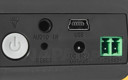 PFM900-E - Port RS485, wejście audio, USB.