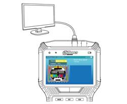 DH-PFM905-E - Przykład zastosowania.