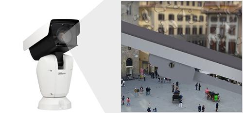 DH-PTZ12248V-IRB-N - Kamera IP Dahua z wbudowaną wycieraczką.