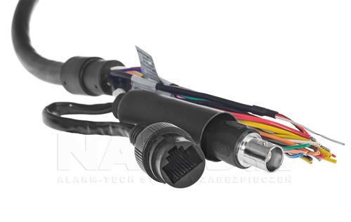 DH-SD10A248V-HNI - Przewody połączeniowe kamery PTZ Dahua.