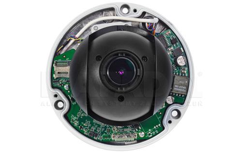 Wygląd kamery IP Dahua bez klosza.