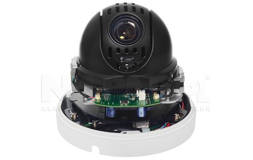 SD42212T-HN - Wygląd kamery IP PTZ Dahua po ściągnięciu obudowy.
