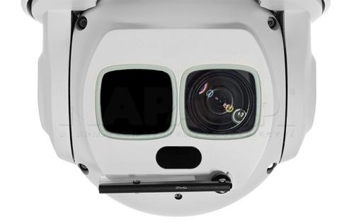 DH-SD6AL245U-HNI-IR - Nowoczesny oświetlacz IR w kamerze PTZ Dahua.