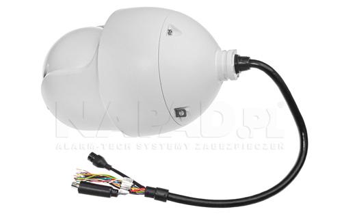 DH-SD6CE230U-HNI - Wysoka jakość obudowy kamery PTZ.