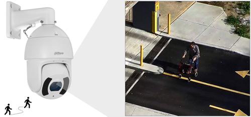 DH-SD6CE230U-HNI - Funkcja Auto-tracking w kamerze PTZ Dahua.