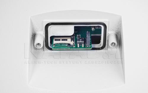 Wbudowany slot karty pamięci microSD w kamerze PTZ Dahua.