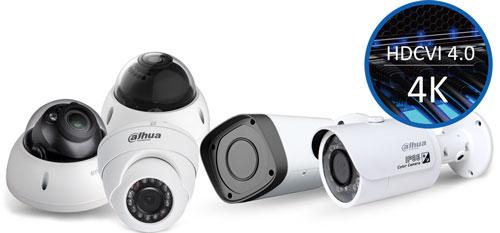 DH-XVR5108H-4KL-X-8P - Obsługa kamer wysokiej rozdzielczości.