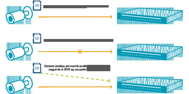 Funkcja ANR (Automatic Network Replenishment).