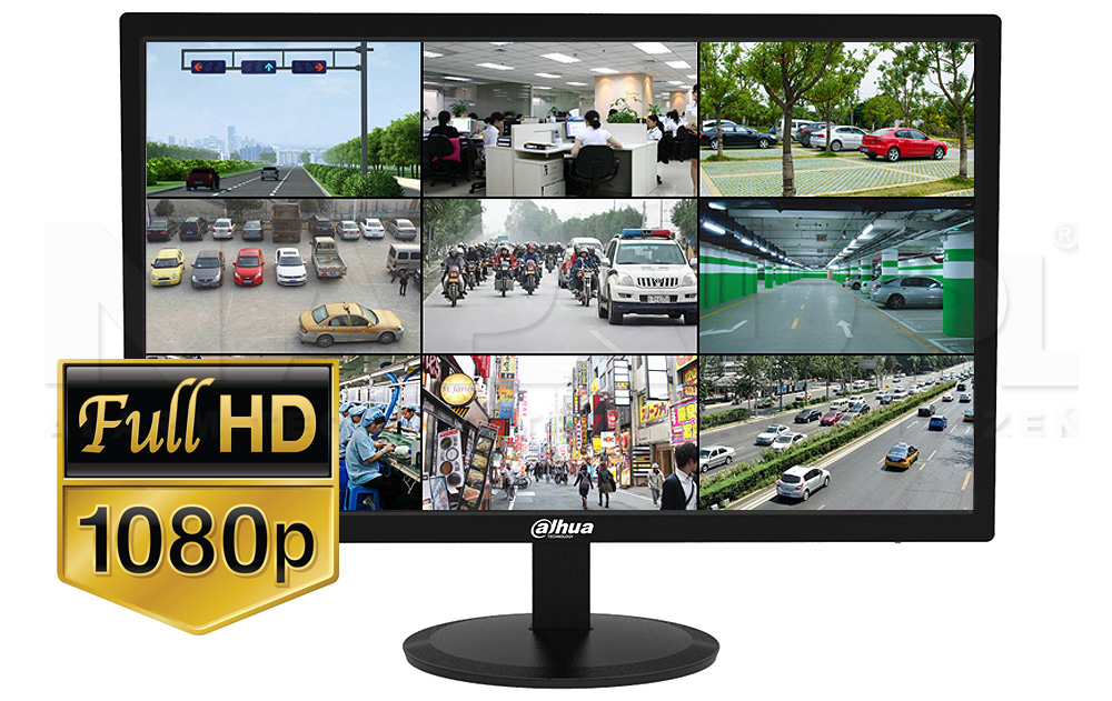 21.5-calowy monitor firmy Dahua.