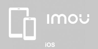 Imou na urządzenia z systemem iOS.