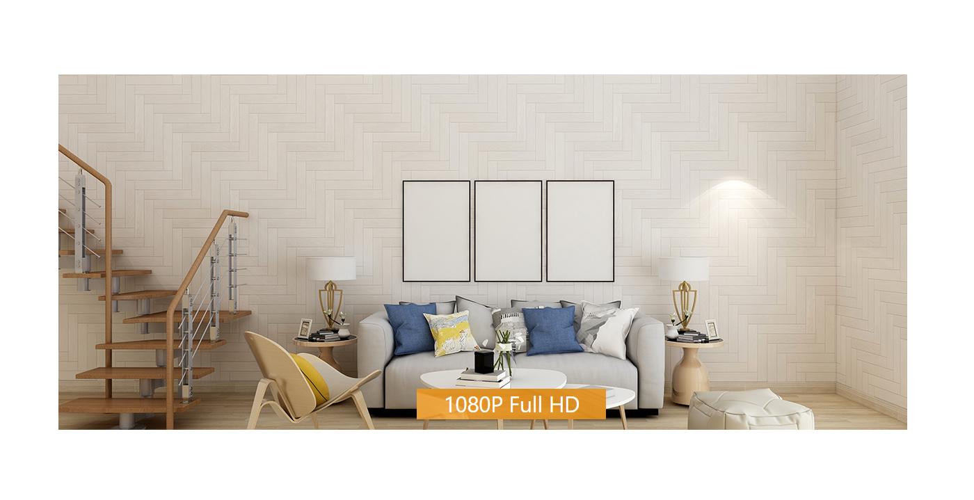 Rozdzielczość Full HD i Kodek H.265 w Kamerze Imou.