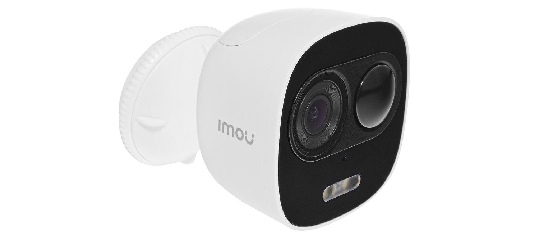 Wygląd kamery Imou z uchwytem magnetycznym.