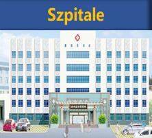 Przykładowe zastosowanie - Szpitale.