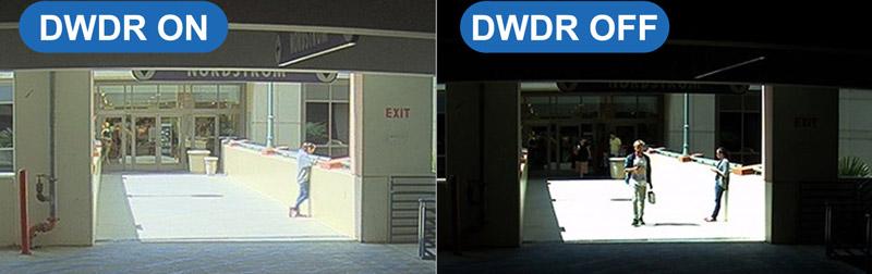Cyfrowy zakres dynamiki - DWDR.