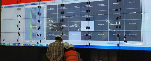 Przykładowe zastosowanie - kontrola fabryki.
