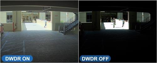 Cyfrowy rozszerzony zakres dynamiki - DWDR.