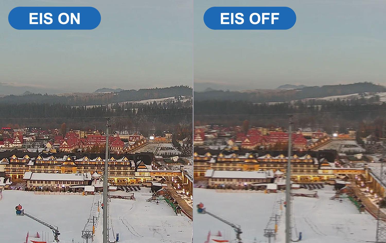 Elektroniczna stabilizacja obrazu - EIS