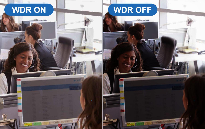 Poszerzony zakres dynamiki - WDR