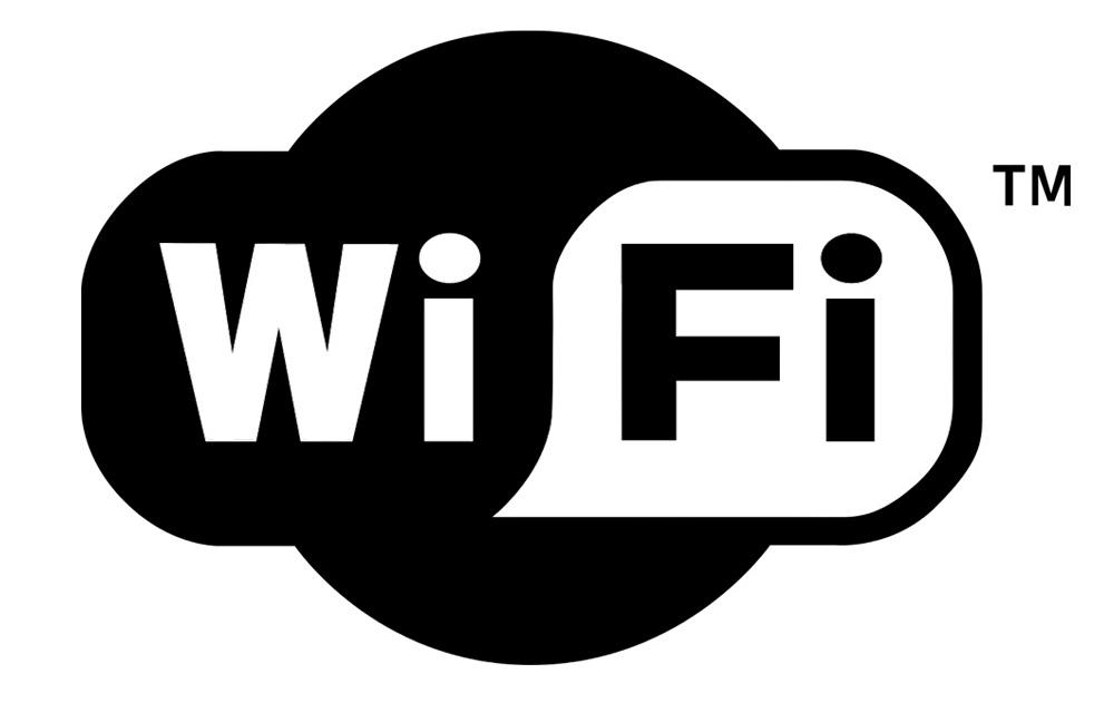 Bezprzewodowa transmisja - Wi-Fi.