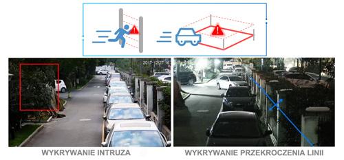 Ochrona perymetryczna i inteligentny filtr.