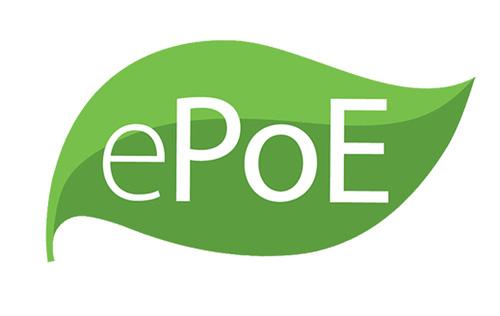 Zasilanie poprzez technologia ePoE.