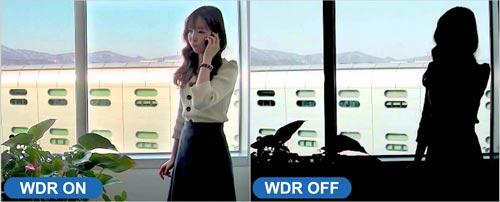 Rozszerzony zakres dynamiki - WDR.