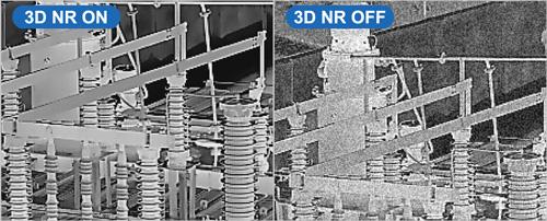 System redukcji szumów - 3D NR.