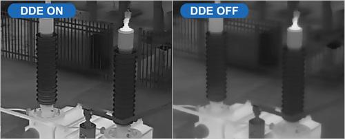 System cyfrowego ulepszenia obrazu - DDE.