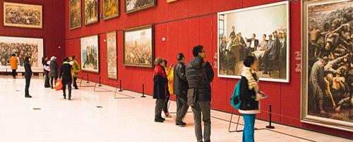 Przykładowe zastosowanie - muzeum.