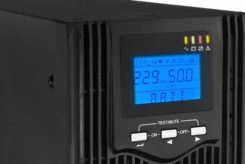 Zasilacz UPS 1000S-T-LI z sinusem