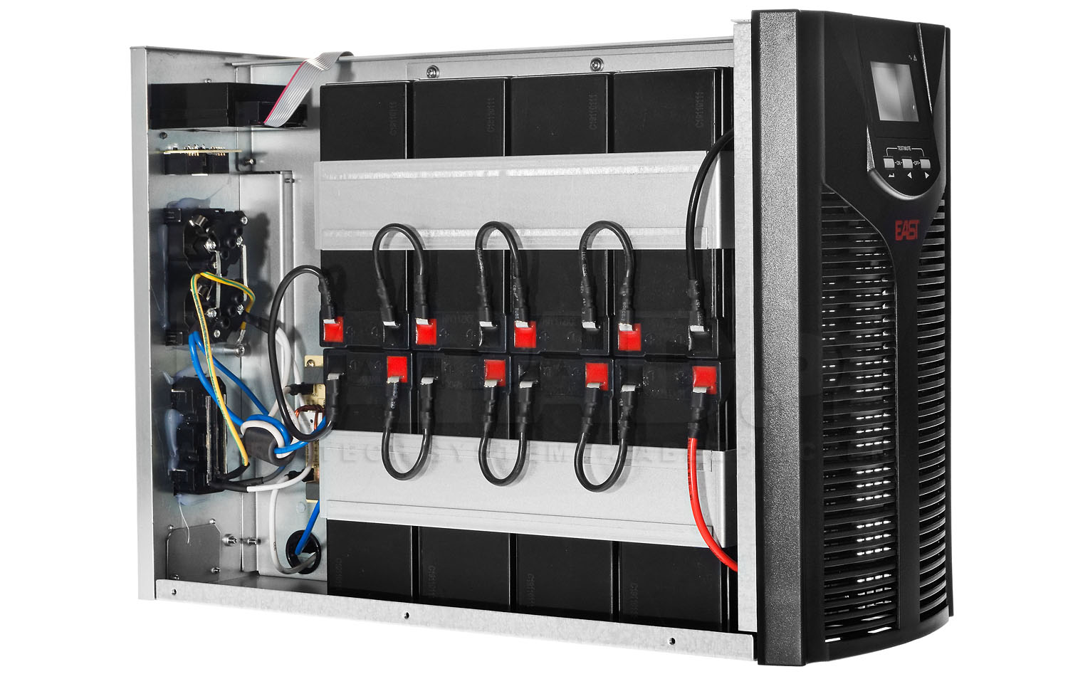 Ogniwa bateryjne do UPS EAST 3000 Tower Online Schuko IEC