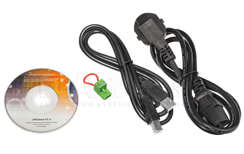 Akcesoria do zasilacza UPS 3000 LCD