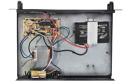 Konstrukcja zasilacza awaryjnego UPS 650R-LI