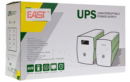 Opakowanie do zasilacza UPS 650 Tower Li LCD