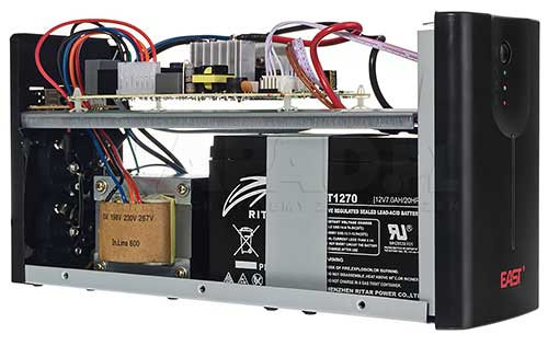 Akumulator zasilacza UPS line interactive 650 T-LI LED