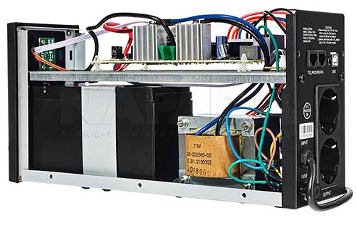 Akumulator 7Ah do zasilacza UPS 650T LI/LED
