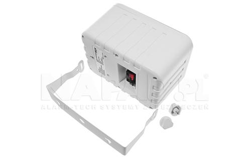 Odporna obudowa głośnika HQM-NPZ1024.