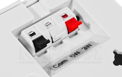 Złącza głośnika HQM-NPZ614
