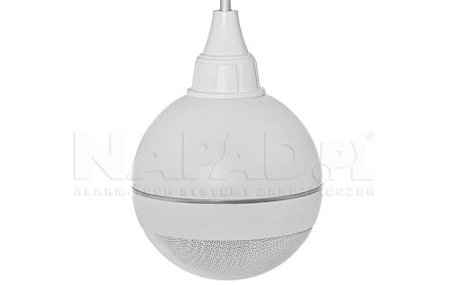 Solidna obudowa głośnika HQM-SK1015.