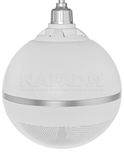 Solidna obudowa głośnika HQM-SK1515.