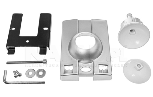 Łatwy i szybki montaż głośnika HQM-SK1516.