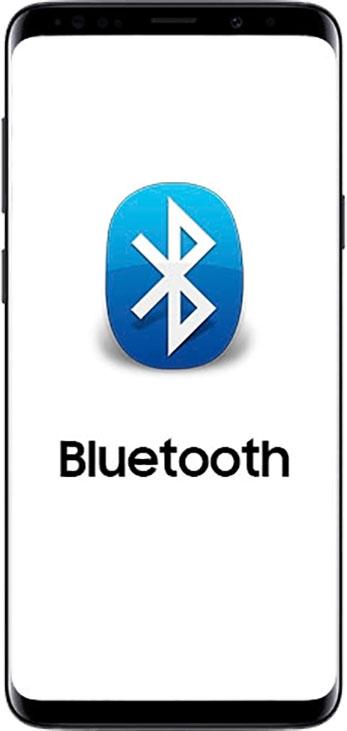 Bezprzewodowe połączenie Bluetooth.