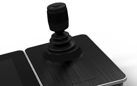 Joystick 4D w panelu Hikvision DS1600KI