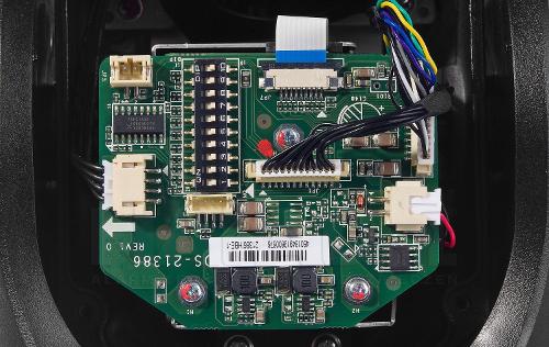 DS-2AE4225TI-D - Wysokowydajna kamera PTZ.